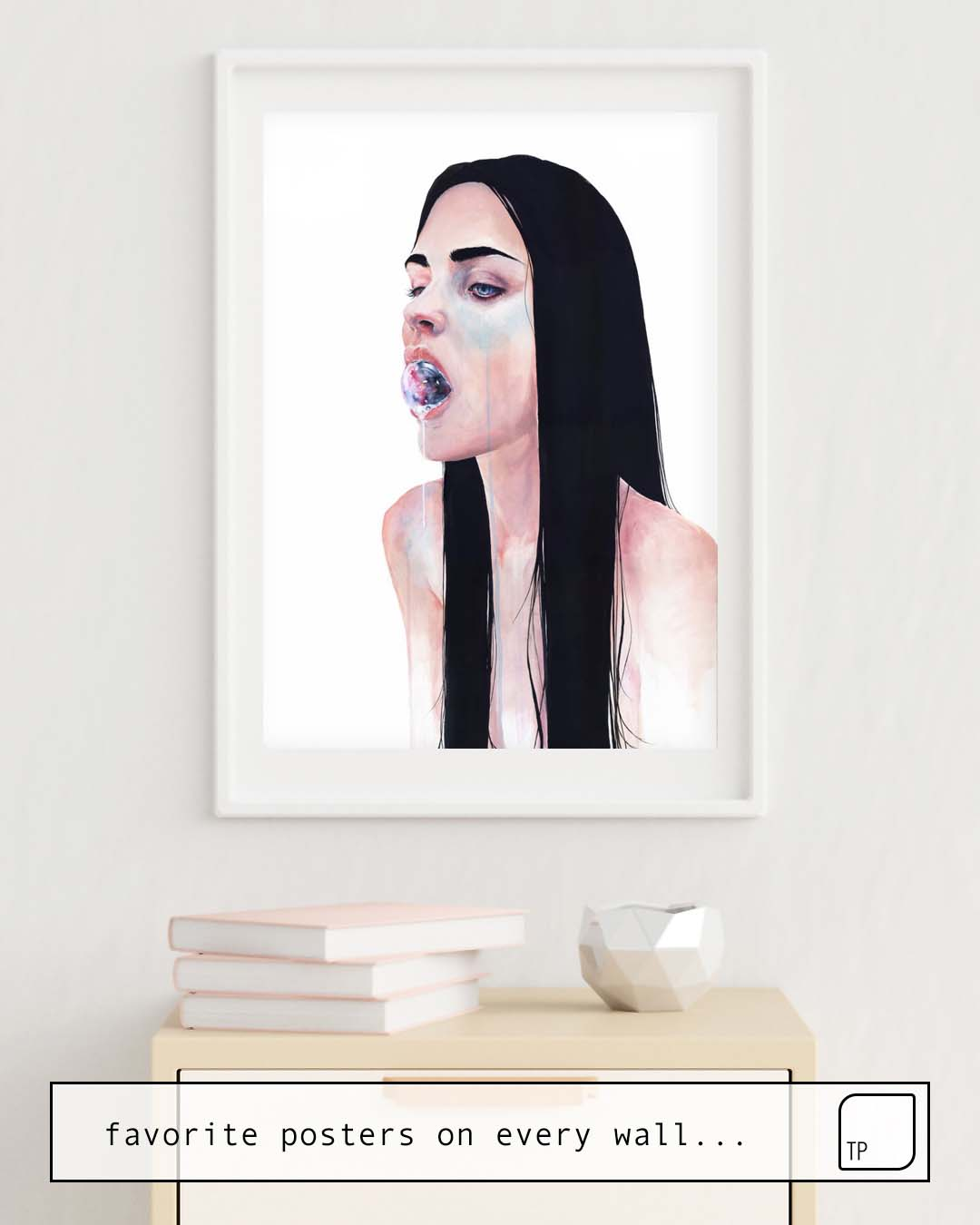 Poster | CONTENERE IN Sé by Agnes Cecile