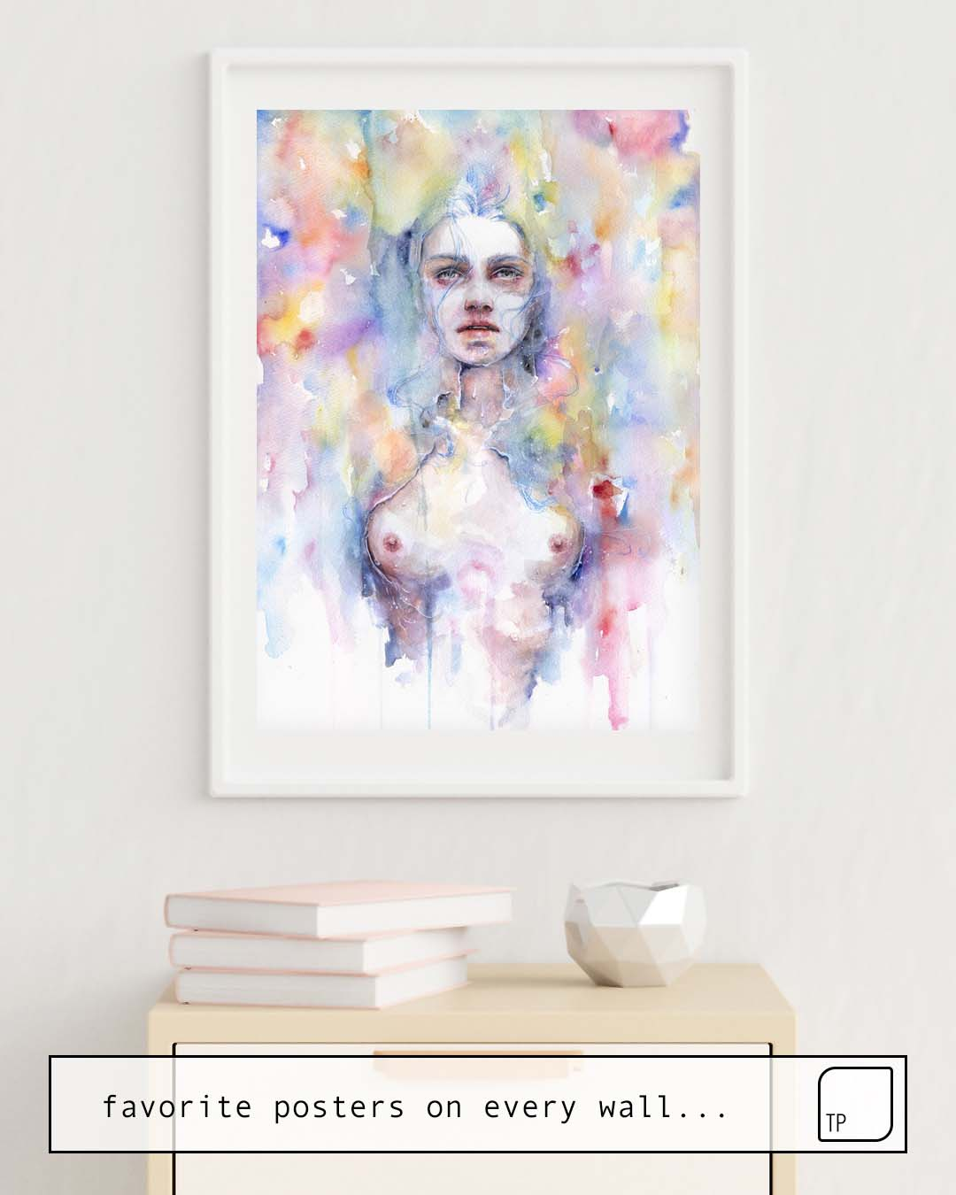 Poster | EMERGED by Agnes Cecile