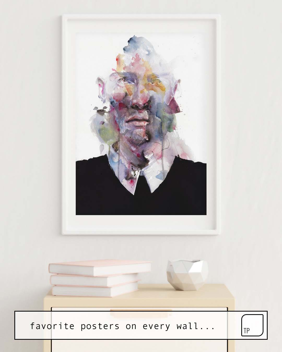 Poster | MR. AFTERTHOUGHT by Agnes Cecile