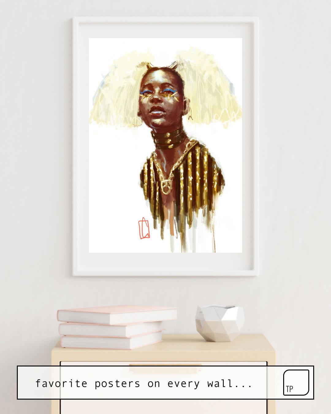 Poster | BEAUTY III by Alexander Grahovsky