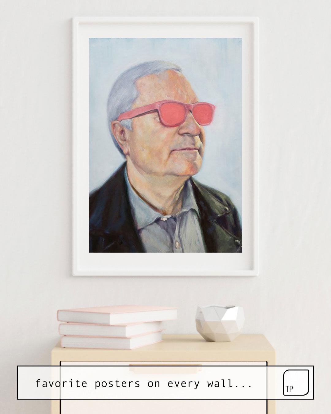 Poster | GREGORY by Alexander Grahovsky