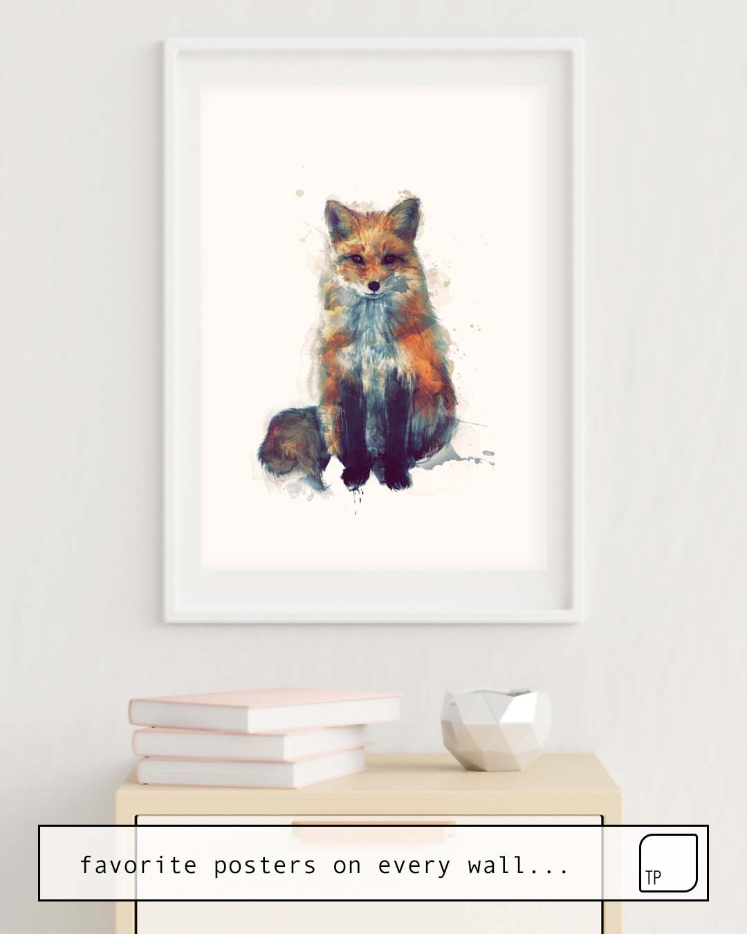 Poster   FOX by Amy Hamilton