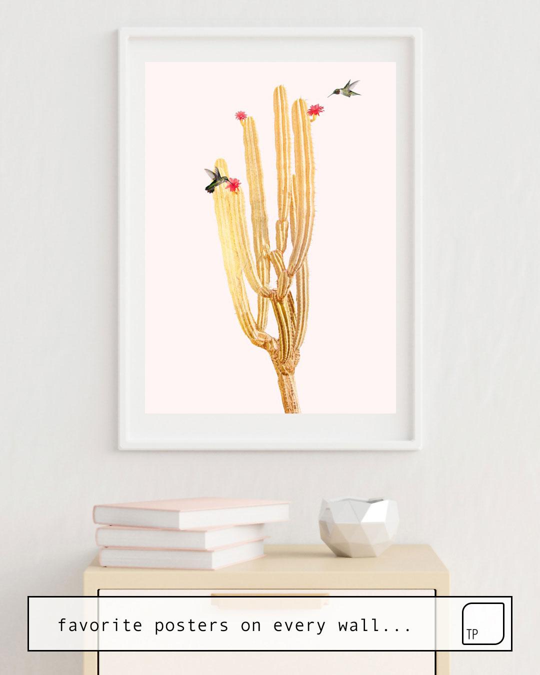 Affiche | HUMMING BIRDS par Andreas Lie