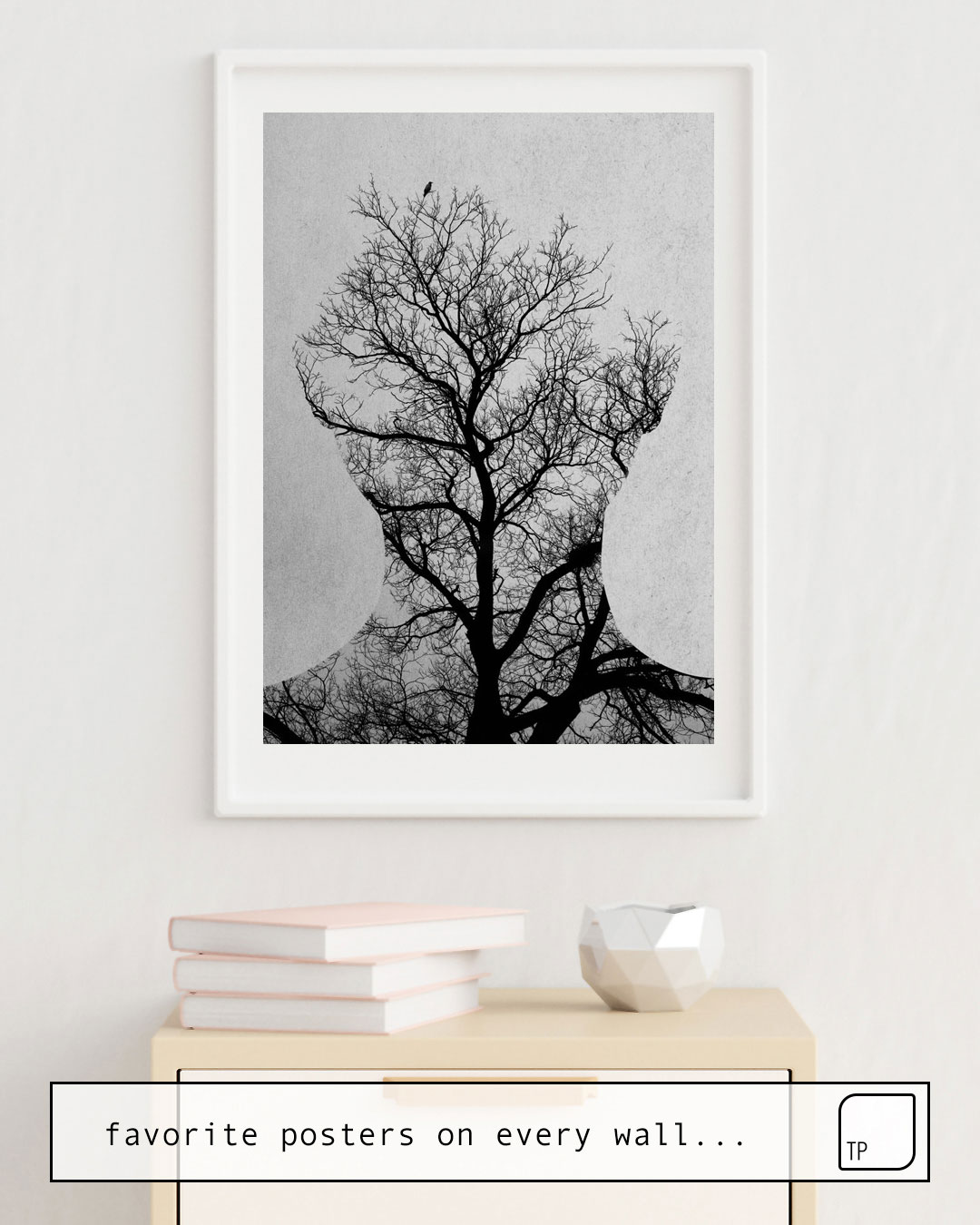 Poster | TREE OF LIFE von Andreas Lie