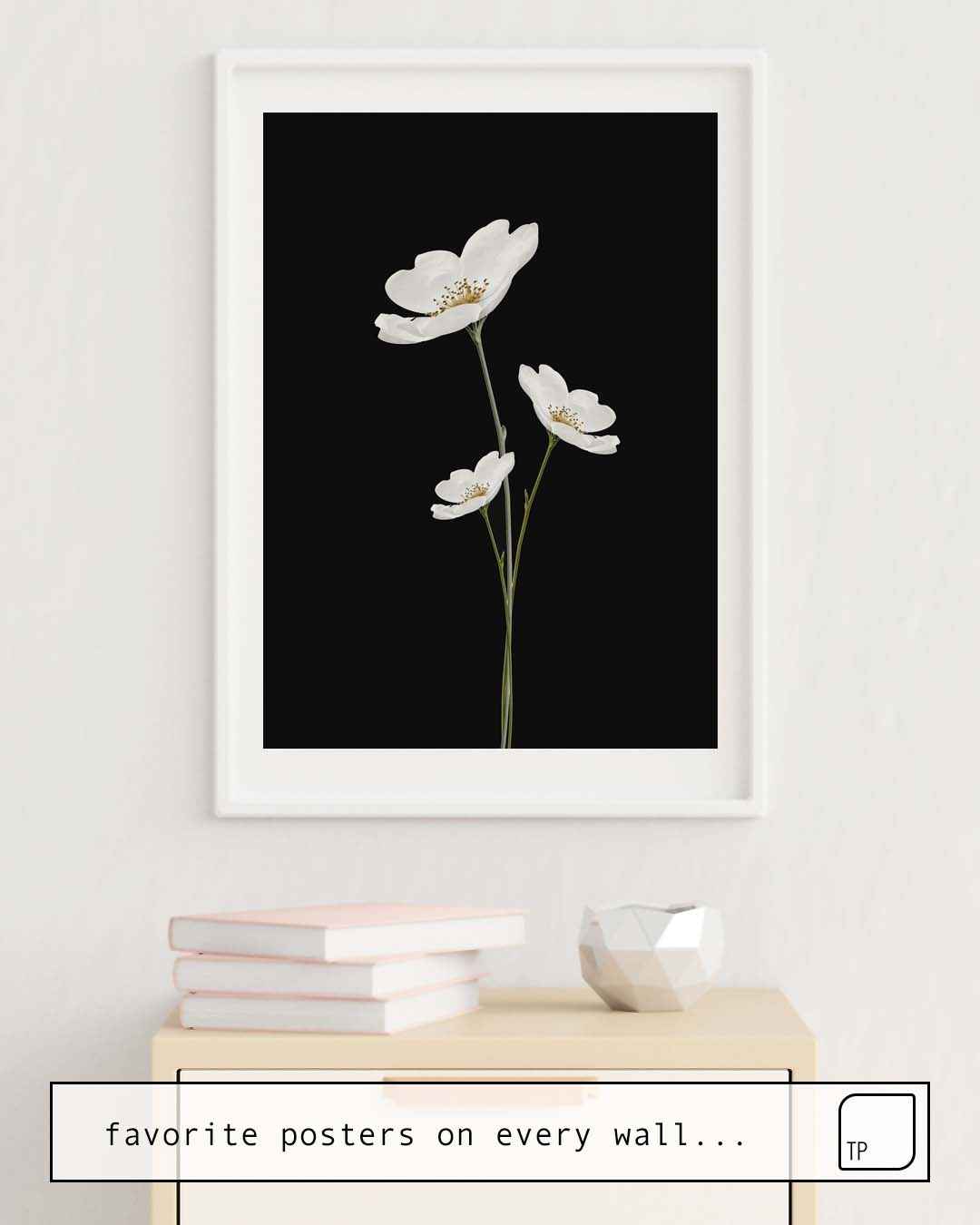 Poster | FLOWERS 5 von Andreas12