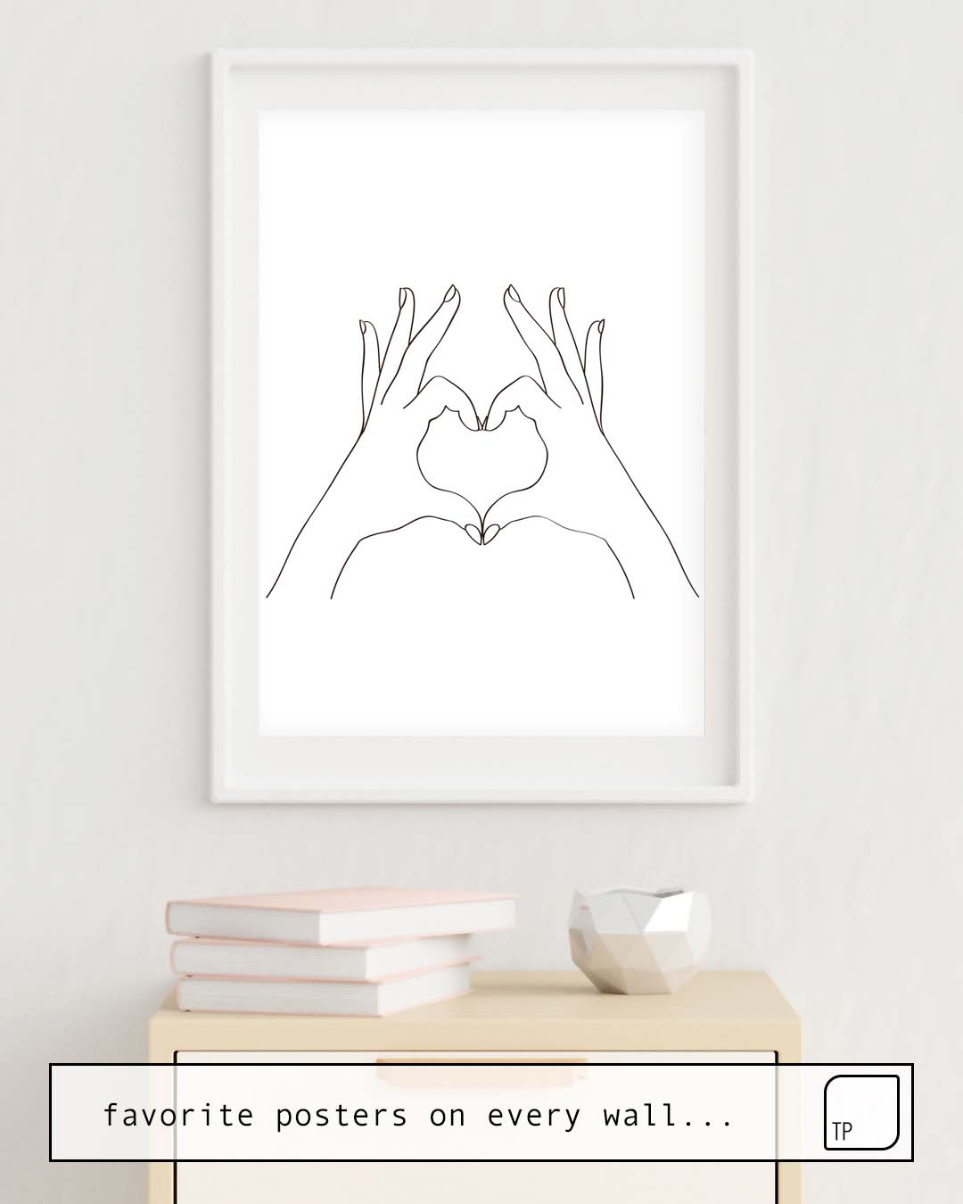 Affiche | LOVE HEART par Andreas12