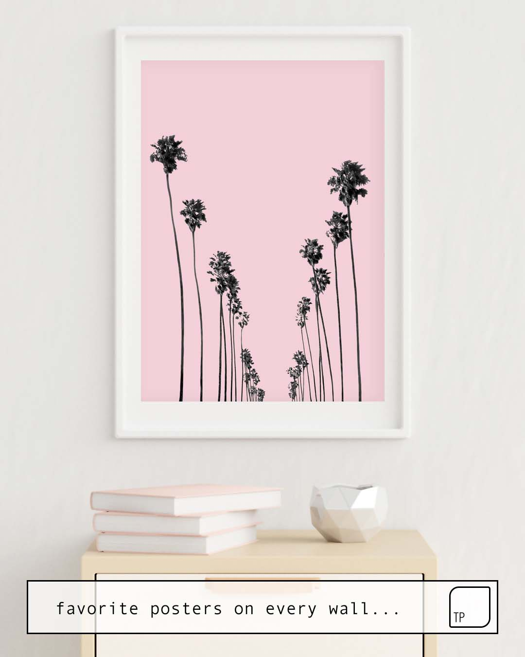 Poster | PALM TREES 13 von Andreas12
