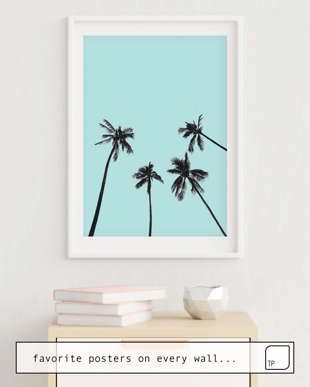 Affiche | PALM TREES 5 par Andreas12