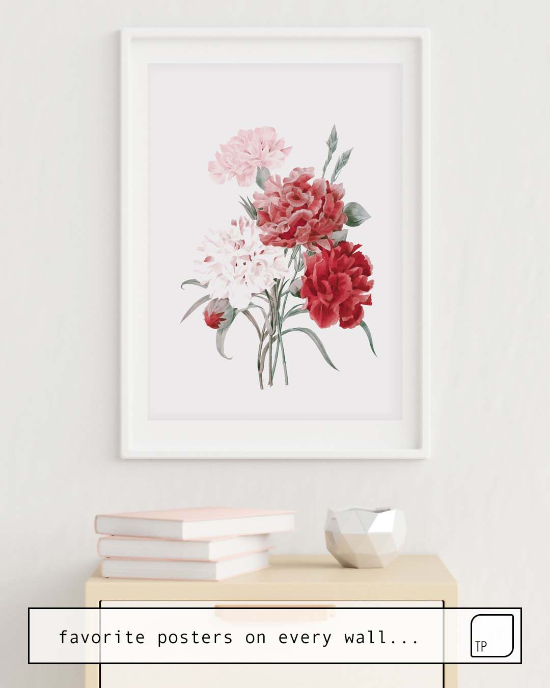 Poster | PEONIES by Andreas12