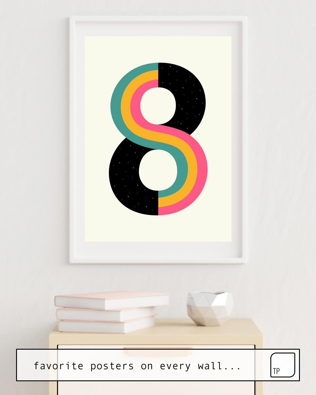 Affiche | INFINITY par Andy Westface