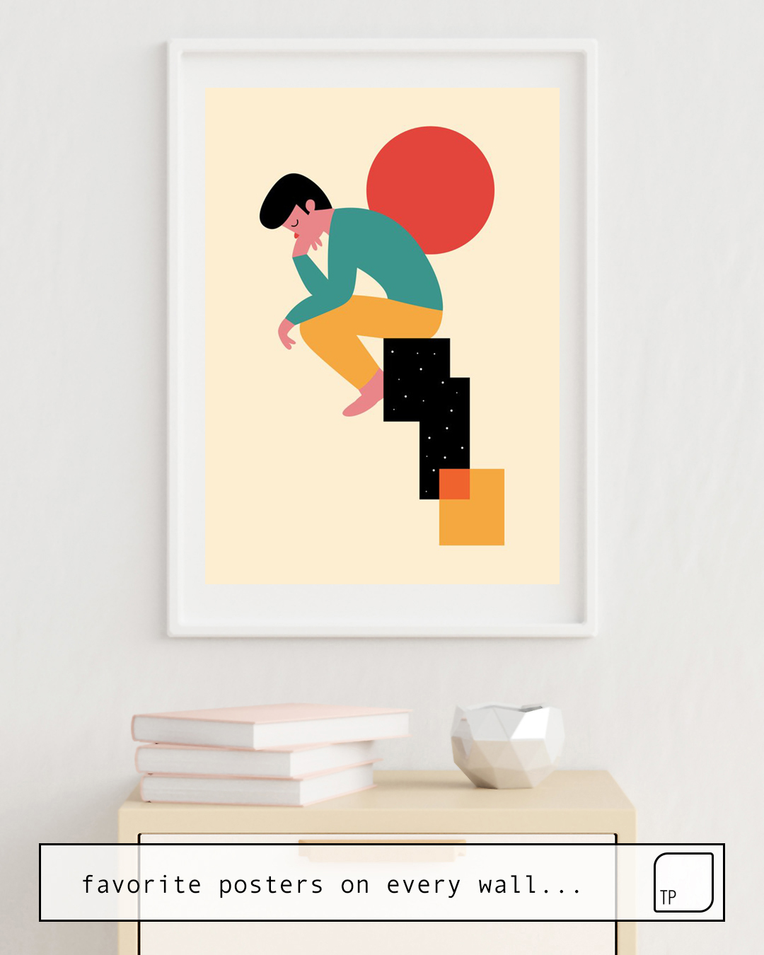 Poster | THINK by Andy Westface