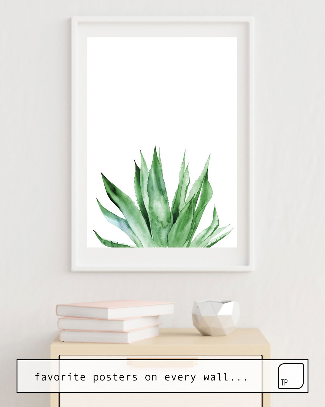 Poster | AGAVE by Art by ASolo
