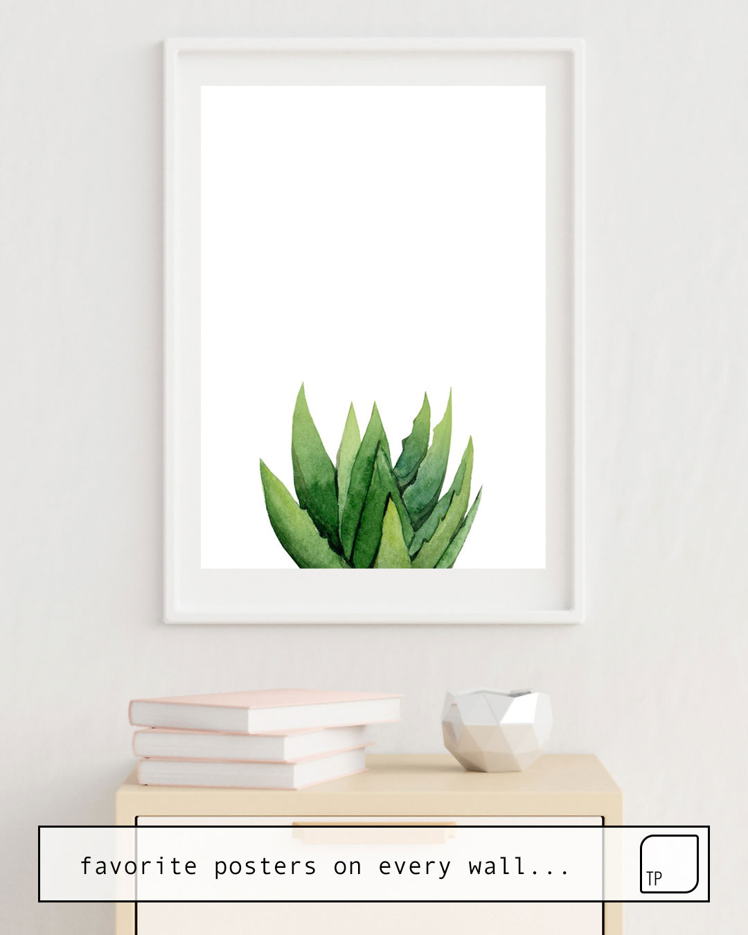Poster | ALOE VERA. by Art by ASolo
