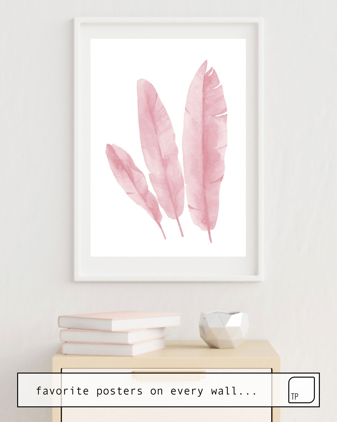 Poster | BANANA LEAVES von Art by ASolo