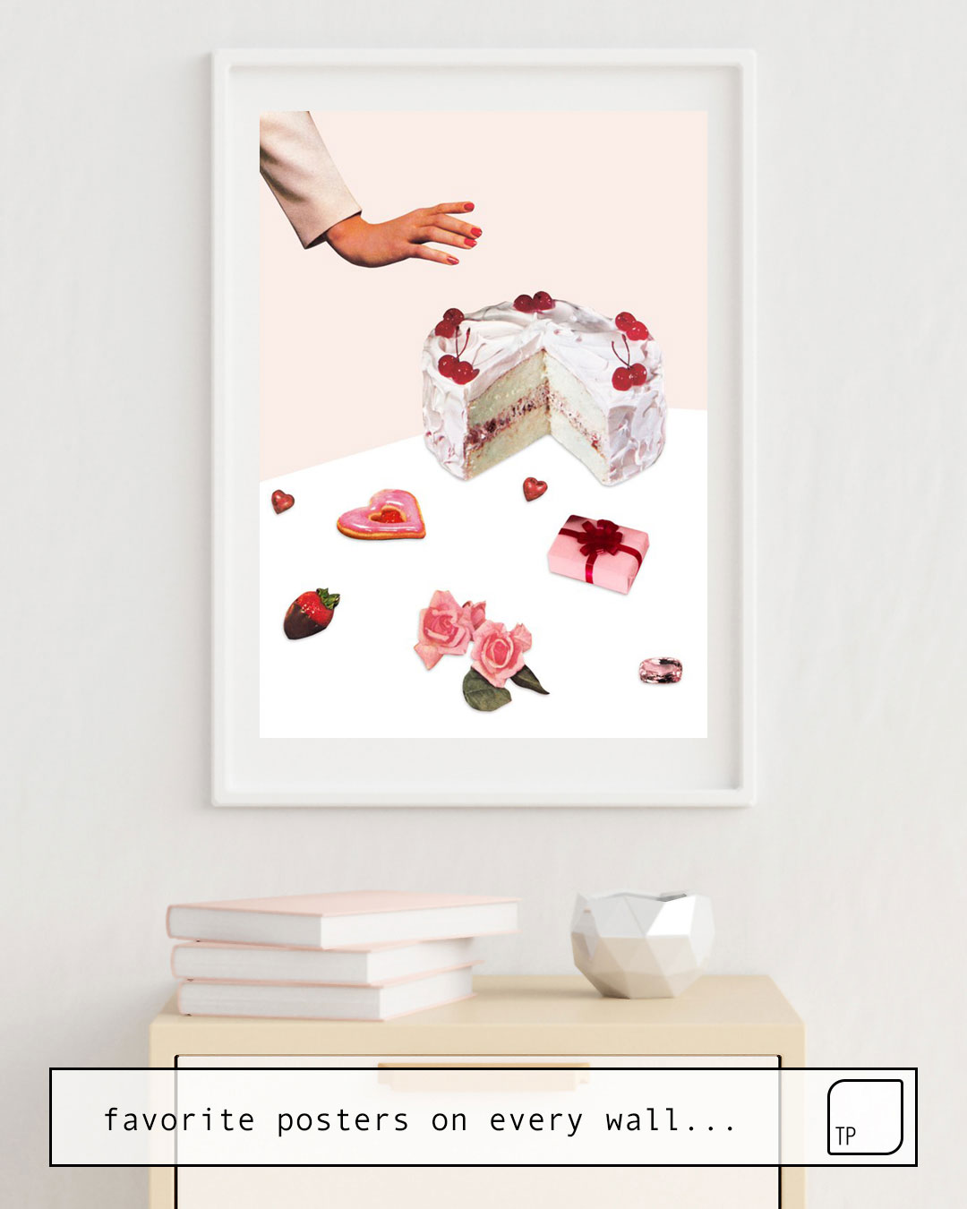 Poster | BE MINE by Beth Hoeckel