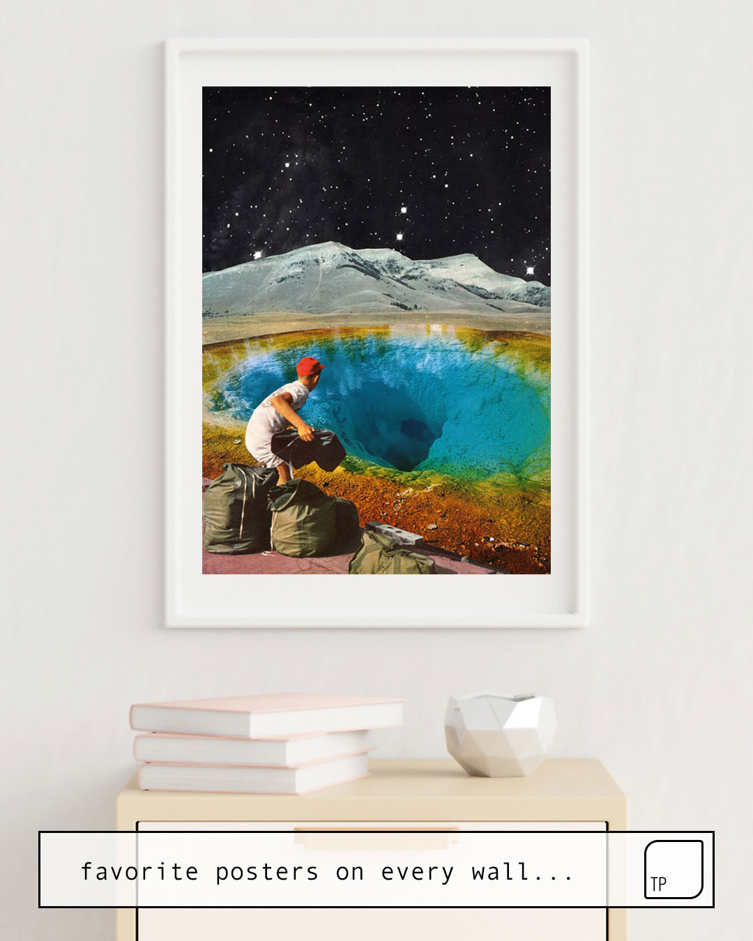 Poster | CLEAR HISTORY by Beth Hoeckel