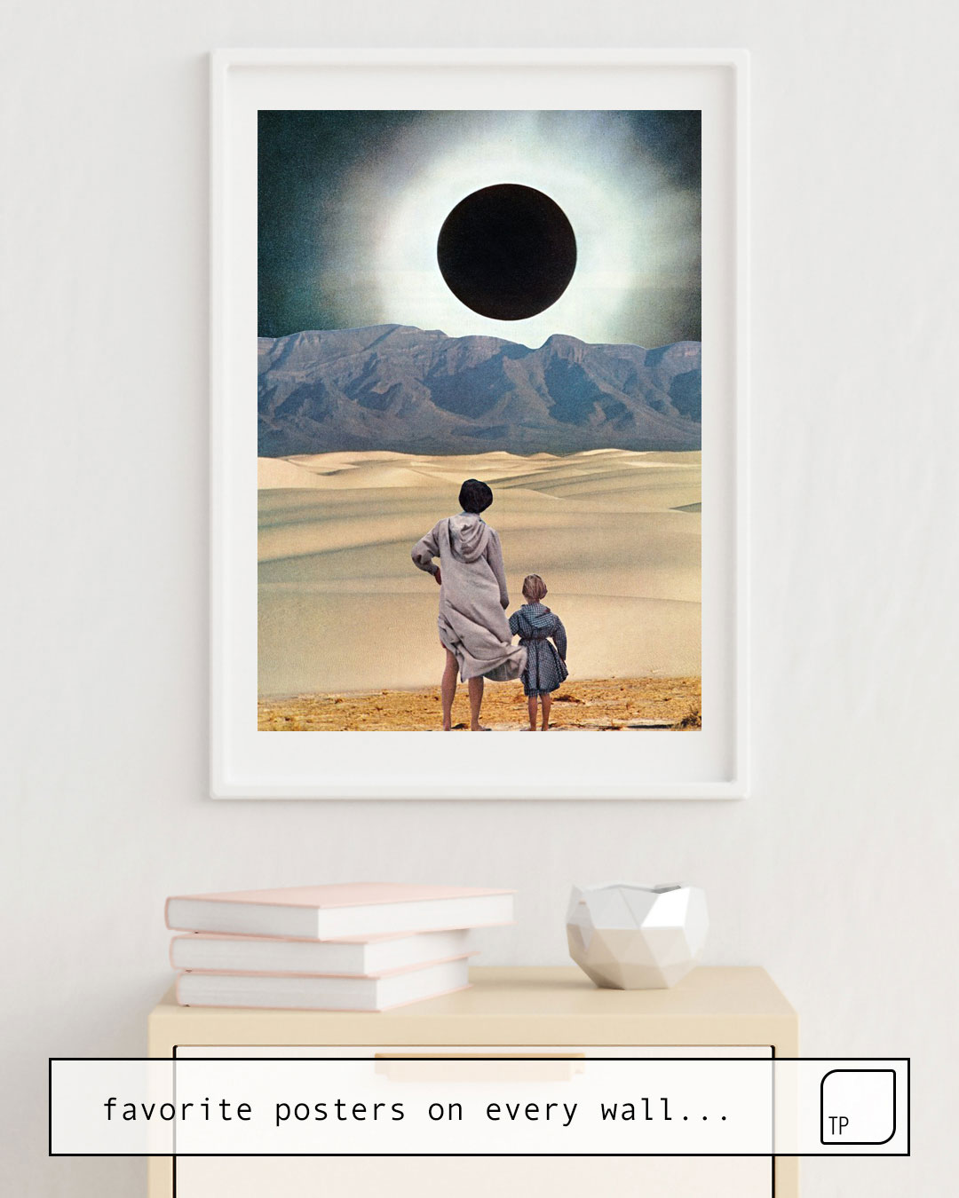 Poster | DISTANCE by Beth Hoeckel