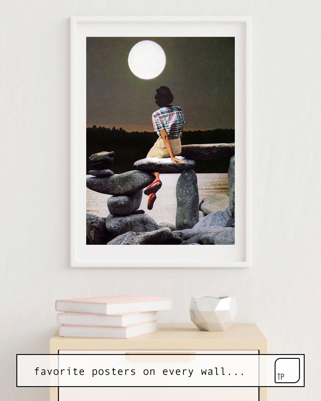 Poster | WATER SIGNS von Beth Hoeckel