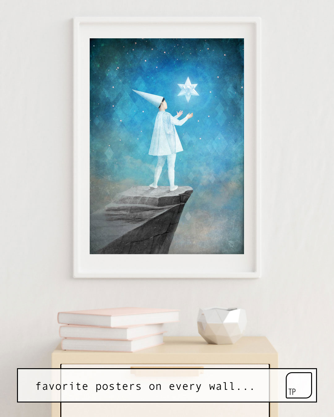 Poster   THE SILENT PRINCESS von Christian Schloe