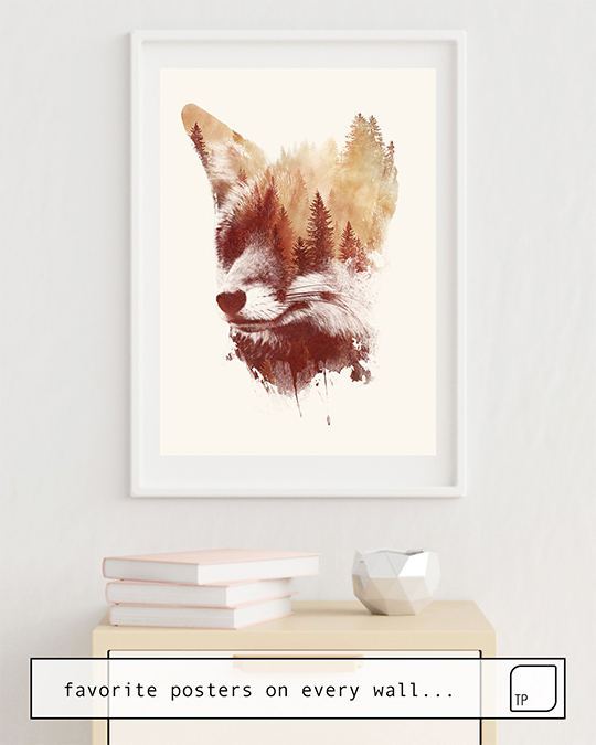 Poster | BLIND FOX by Robert Farkas