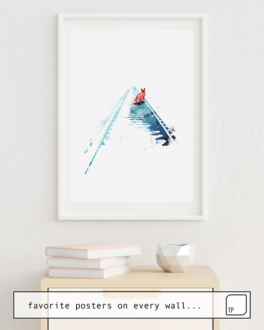 Poster | FROM NOWHERE TO NOWHERE by Robert Farkas