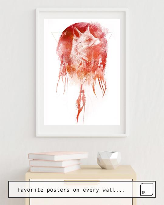 Poster | MARS by Robert Farkas