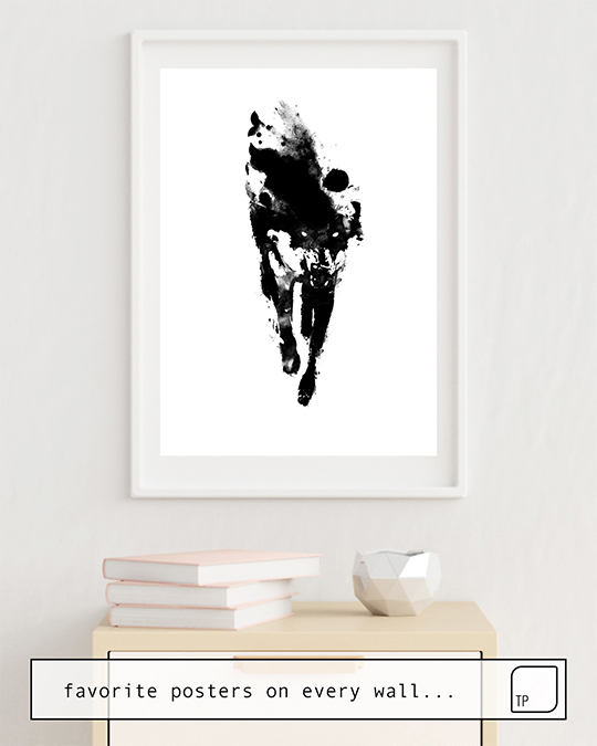 Poster | MY PERSONAL DAEMON by Robert Farkas