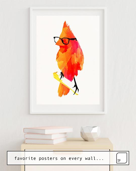 Poster | PUNK BIRD by Robert Farkas