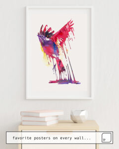Poster Sunny Stag By Robert Farkas Topposter