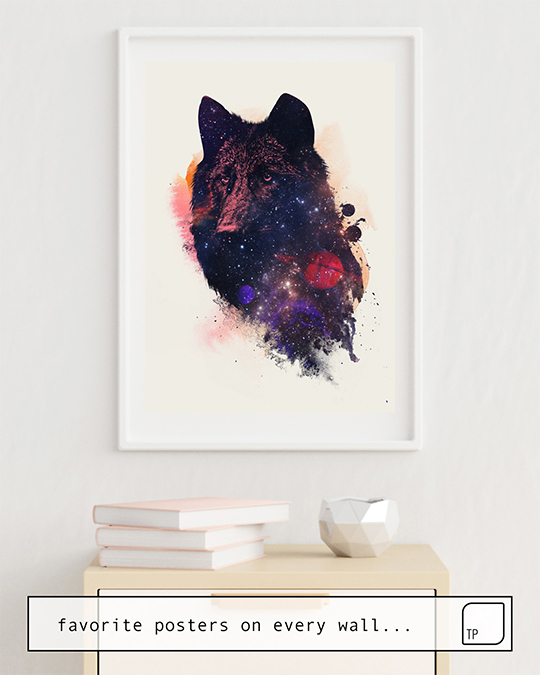 Poster | UNIVERSAL WOLF by Robert Farkas