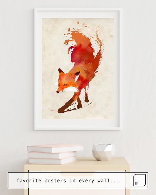 Poster | VULPES VULPES by Robert Farkas
