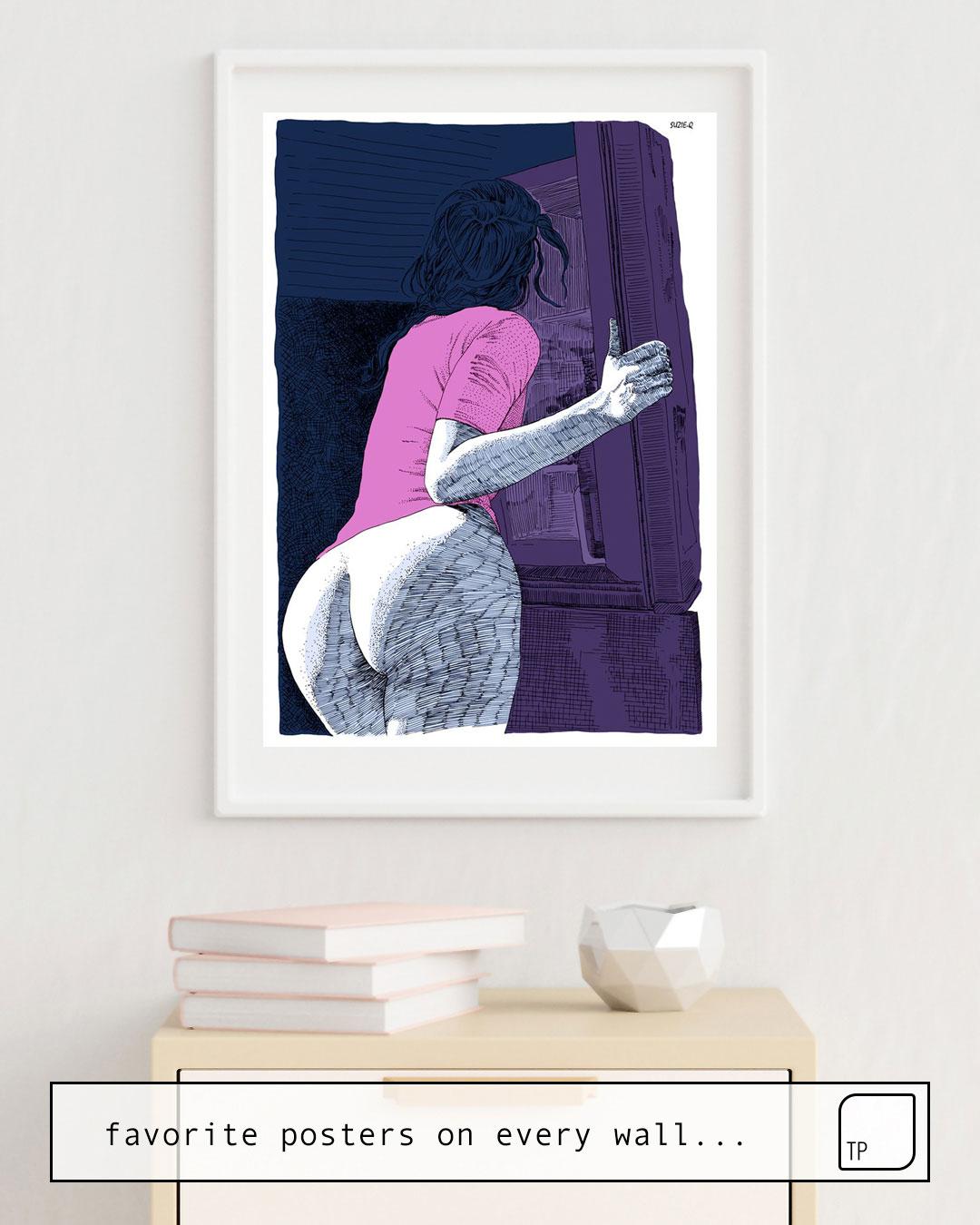 Affiche | BIG LOVE par Suzie-Q