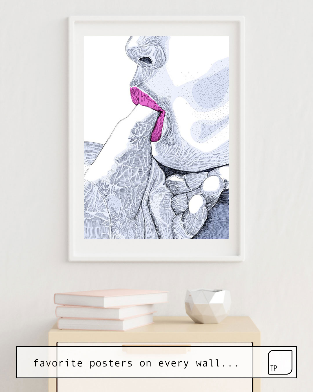 Affiche | LOVE FOR SALE par Suzie-Q